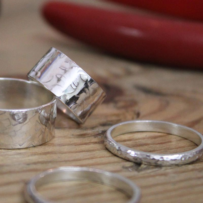 Jewellery and Silversmithing